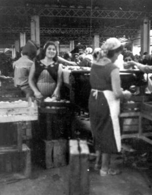 L 39 int gration des femmes dans le monde du travail pendant for Femme au foyer 1900