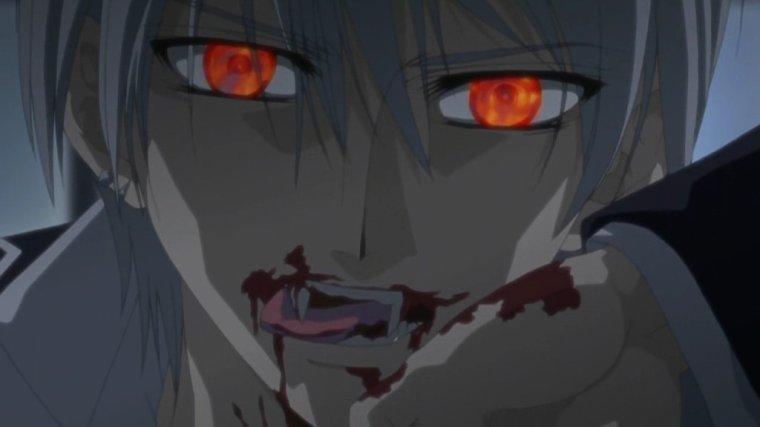 Zero Kiryu en mode Vampire ! *.*