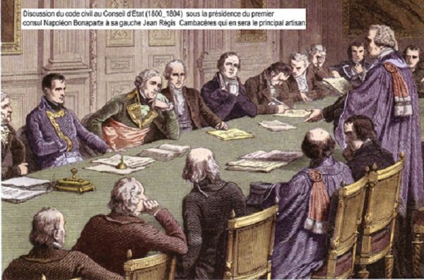 an introduction to the civil code by napoleon The civil code of napoleon had great significance in history during his imprisonment in st helena, he once said, my permanent fame was not due to my forty wars that i waged but my code will make me immortal.