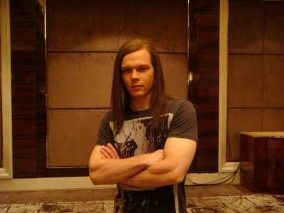 Happy B-day Georg!!!!