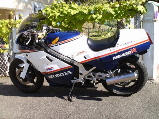 honda nsr 400 for - photo #17