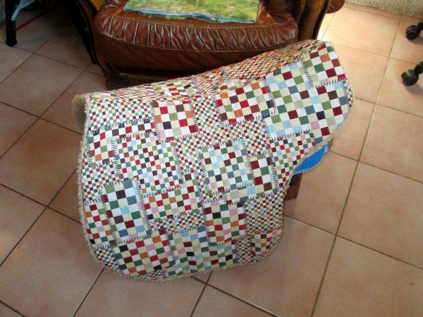 faire son tapis de monte cru 1 forum cheval. Black Bedroom Furniture Sets. Home Design Ideas