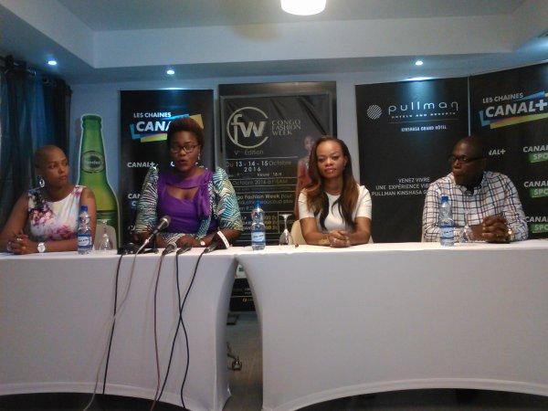 Mode: Congo Fashion Week 5 s'ouvre � Kinshasa