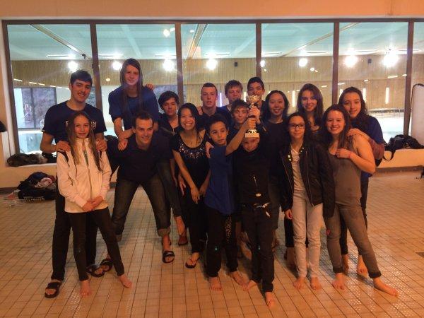 Trophee national michel rocolle blog de jae natation for Piscine eaubonne
