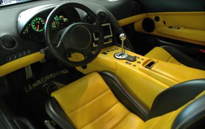 Interieur Lamborghini Wroummm Wwrroooouuummmmm