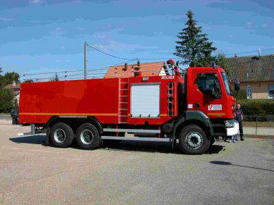 Camion Citerne Grande Capacit 13000 Litres D 39 Obernai