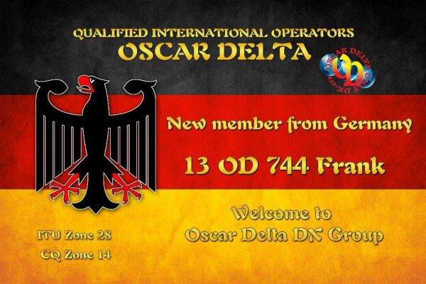 New Member Germany