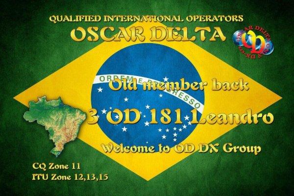 New Member Brazil