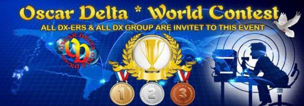 OSCAR DELTA WORLD CONTEST 2016