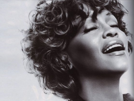 Whitney Elizabeth Houston 1963 - 2012