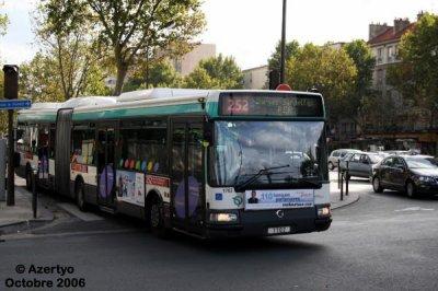 Bus 252 Blog De Ratp Bus