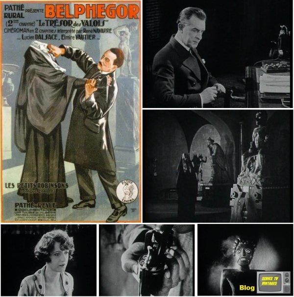 BELPHEGOR par Séries TV Vintages ©