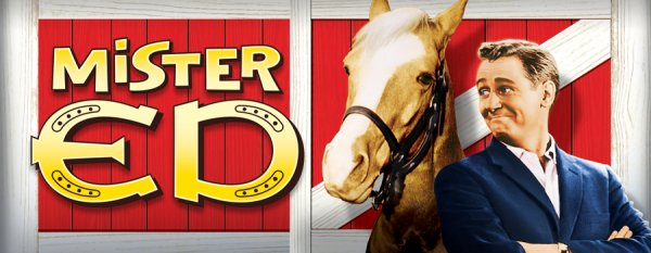 MISTER ED par Séries TV Vintages ©