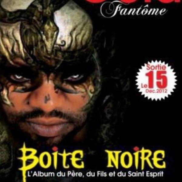 """FERRE GOLA """"AFFICHE"""" BOITE NOIRE NOUVEL ALBUM DISPONIBLE LE 15 DECEMBRE 2012"""