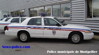 police municipale v hicule insolite police passion le 1er blog sur la. Black Bedroom Furniture Sets. Home Design Ideas