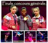 GAF : JO 2012 - Finales CG & Equipe