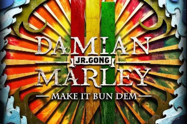 Skrillex & Damian Marley -  Make It Bun Dem  (2012)