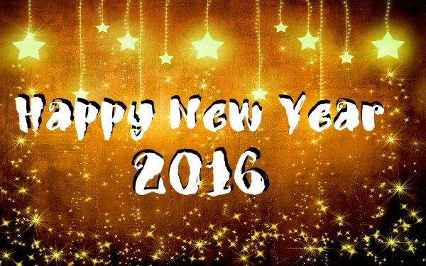 bonne ANNEE 2016 � tous et � toutes