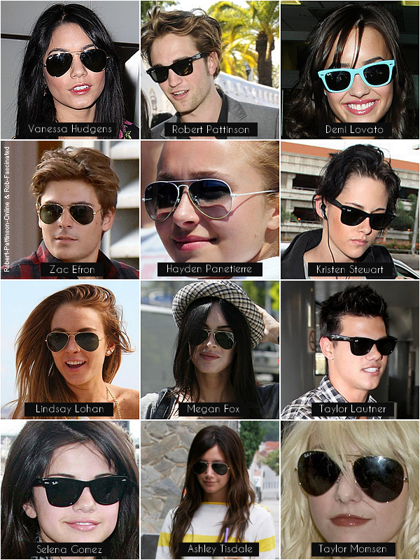 Ray Ban Aviator Star