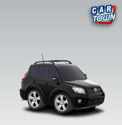 toyota rav4 2009 serty car town tuning. Black Bedroom Furniture Sets. Home Design Ideas