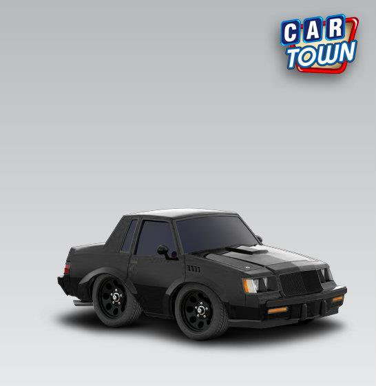 Fast and Furious® Buick Dom's GNX - 1987