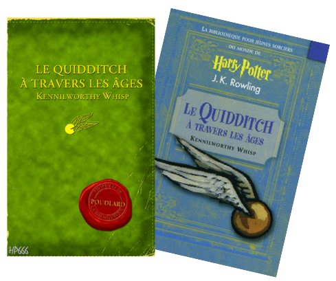 Le quidditch travers les ges les animaux fantastiques for Portent traduction francais