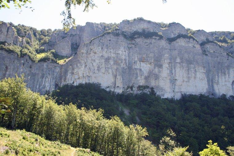 La montagne du Po�t - Dr�me