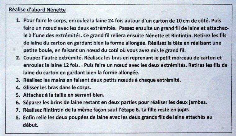 """Exposition - """" Nénette et Rintin s'en vont en guerre """" - Etain"""