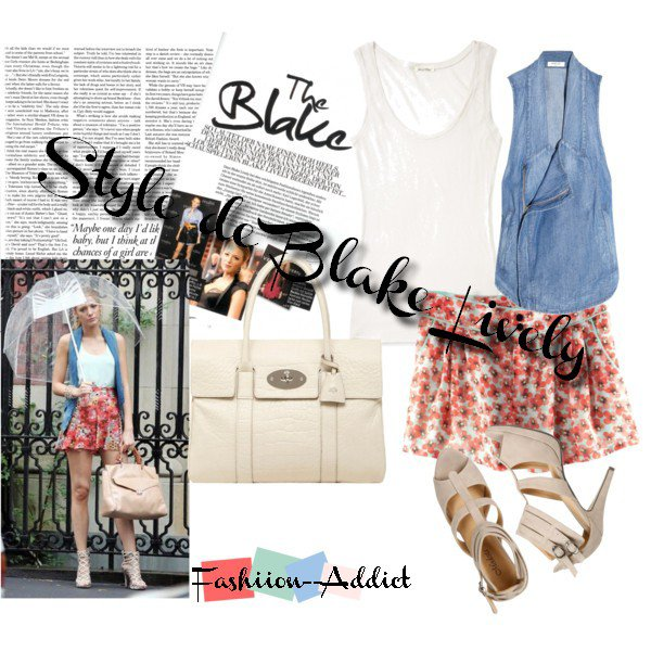 Blake Lively Outfit ♥