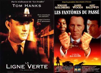 """""""Les Fantômes du passé"""" & """"La Ligne verte"""""""
