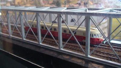 pont treillis club mod lisme ferroviaire arpajonnais 100. Black Bedroom Furniture Sets. Home Design Ideas