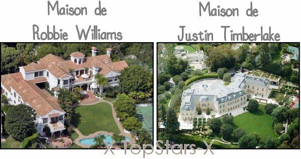Maisons de stars 155 des peoples et encore des peoples - Les maison des stars ...