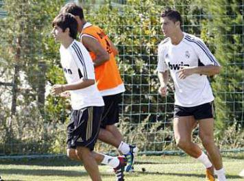 ENZO ZIDANE - famille de stars et de sportifs Enzo Zidane And Ronaldo