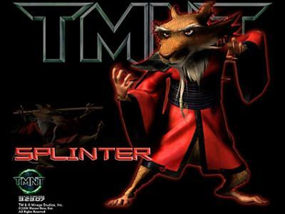 Ma tre splinter le blog des tortues ninja leo raph - Maitre rat tortue ninja ...