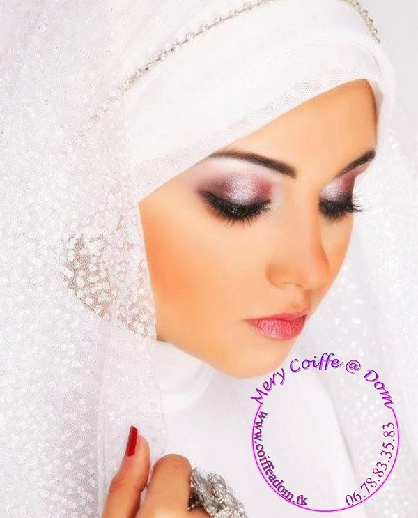 coiffure maquillage mariage 95