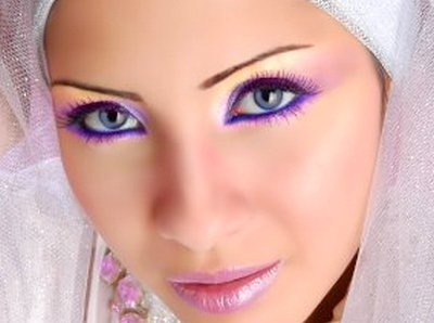 maquillage des yeux mariage marocain