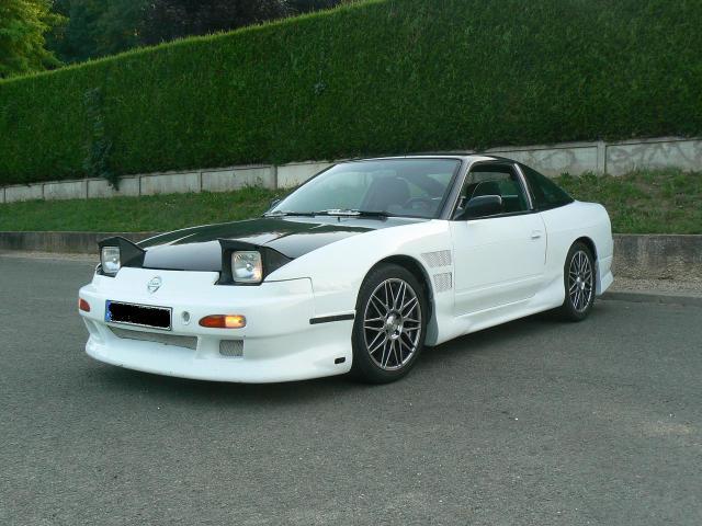 Nissan Silvia s13....14/07/07