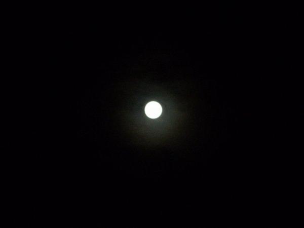 """""""Super"""" Lune."""