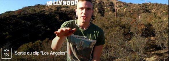 Los Angeles : Sortie du clip Jeudi 13 novembre