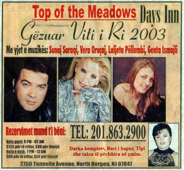 Viti i ri 2003