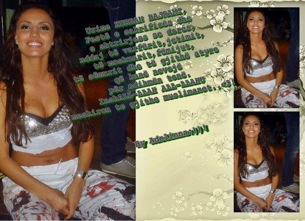 Genta Ismajli - Foto punuar nga Adelina $)