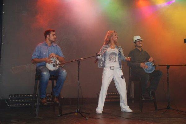 "Genta Ismajli - ""Thank you, America"" Koncert 2009"