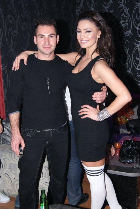 Genta Ismajli - After Party Miss Universe / E Shtune 15.01.2011