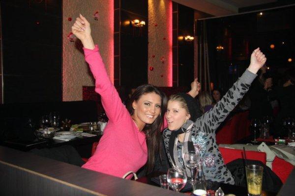 Genta Ismajli & Tina :)