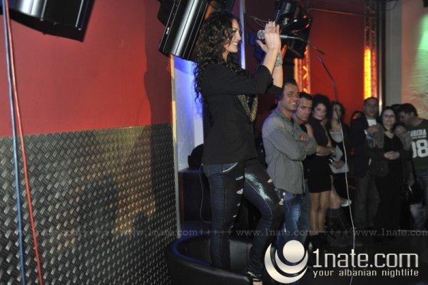 Genta Ismajli - ALBA-NIGHTS Party ne diskoteken JOY - 12.03.2010