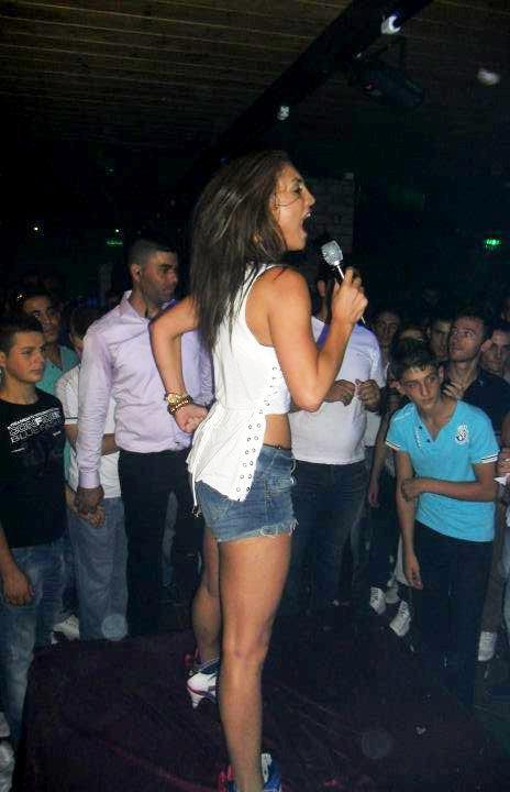 Genta Ismajli - Koncert ne Lushnje, Shqiperi - Shtator 2011