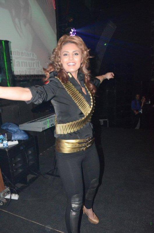 Genta Ismajli - My Factory club, Ferizaj - 28.11.11