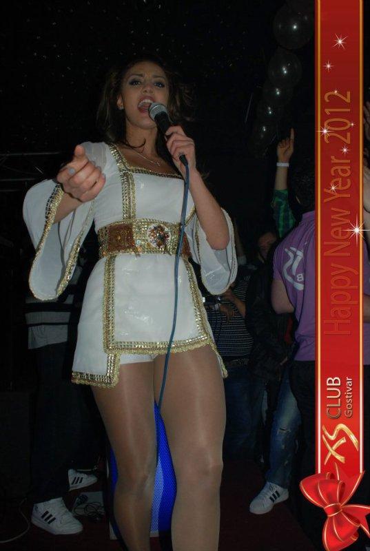 Genta Ismajli - XS Club, Gostivar - 31.12.11