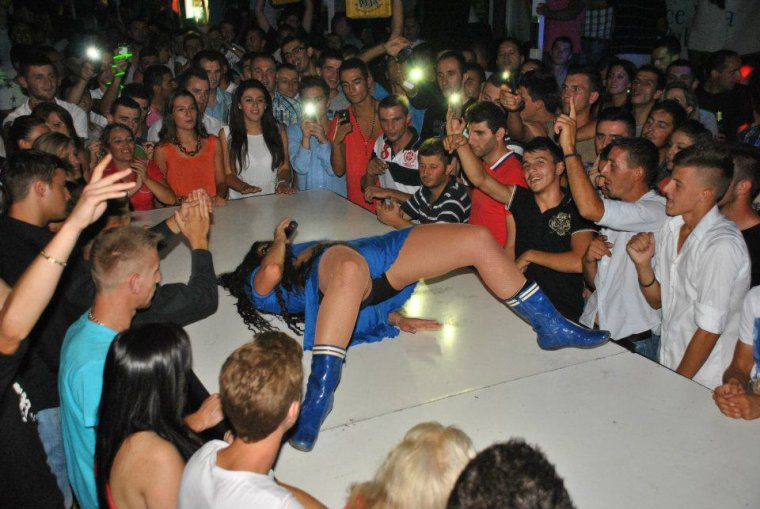 Genta Ismajli - 28.07.2012 - Speace Club - Pejë
