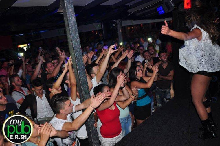 Genta Ismajli - My Pub Prizren - 01.08.2013